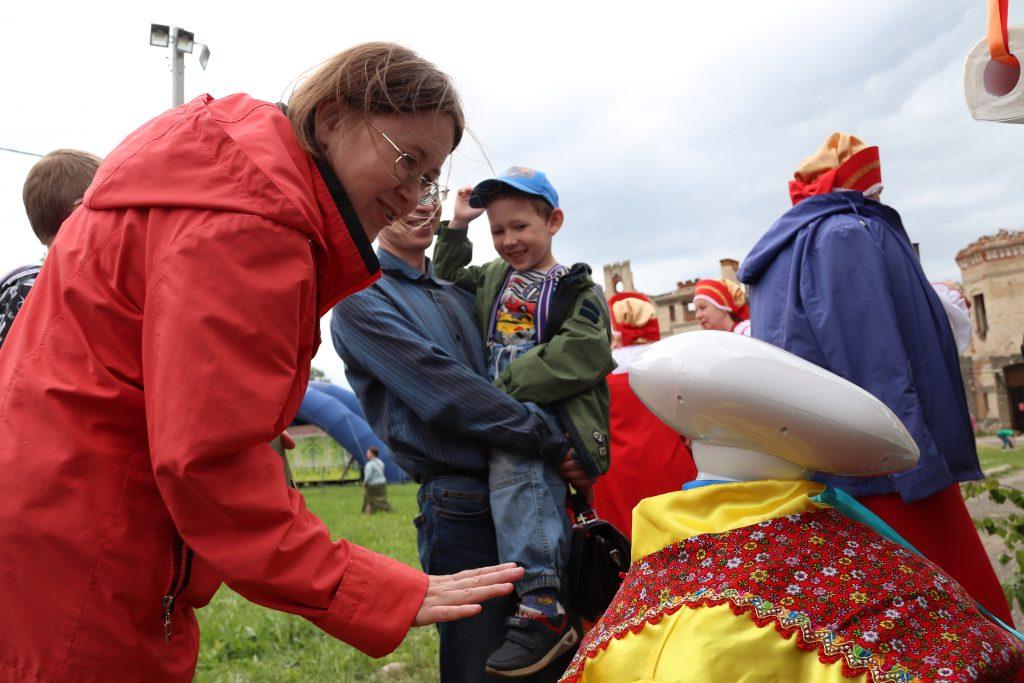 Во Владимирской области прошел фольклорный фестиваль «Троицкие гуляния» — Губерния 33
